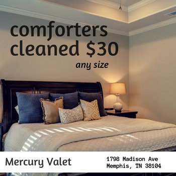 comforters cleaned  30 04
